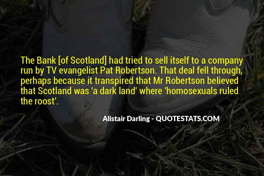 Alistair Darling Quotes #544379