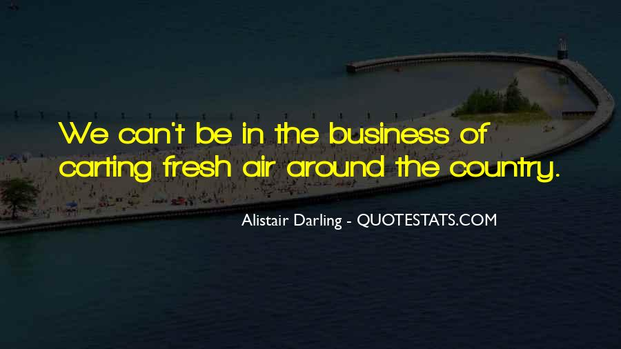 Alistair Darling Quotes #714185