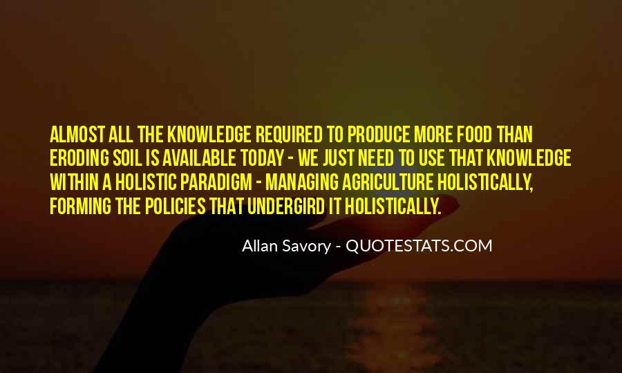 Allan Savory Quotes #1102400