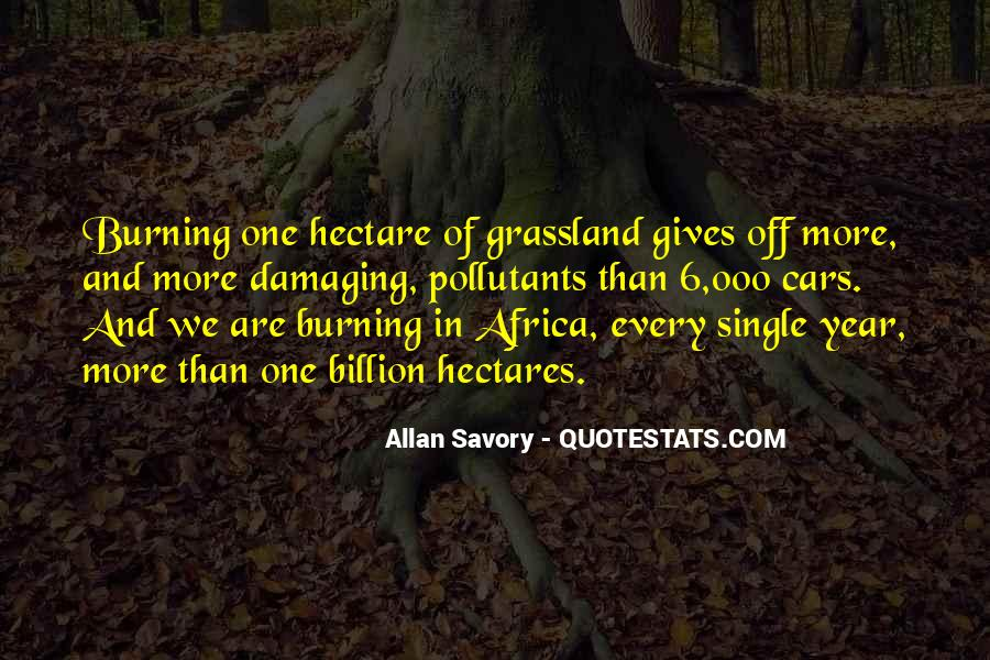 Allan Savory Quotes #1158322
