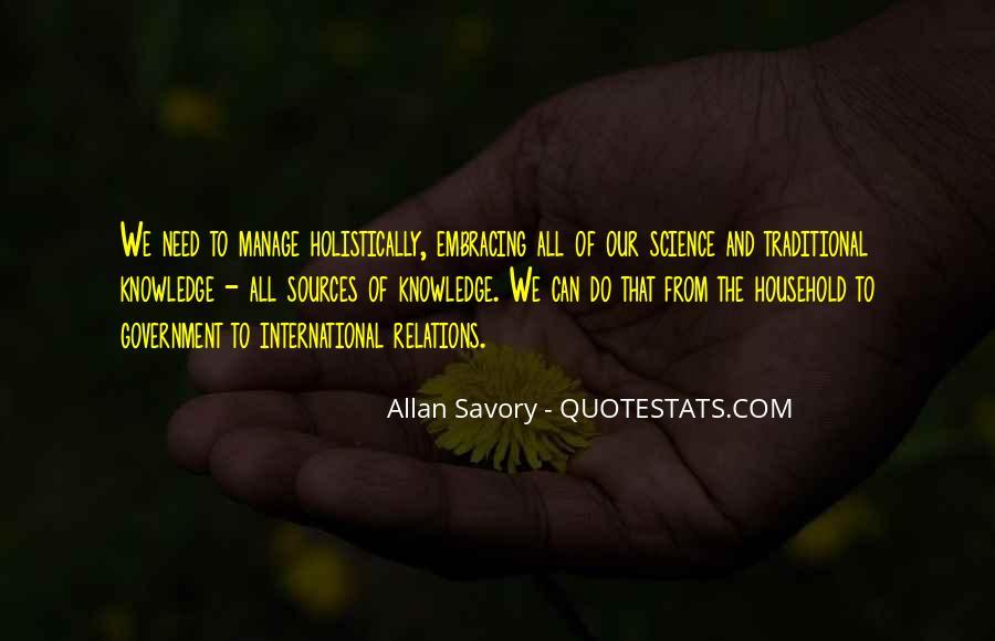 Allan Savory Quotes #1326474