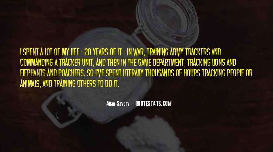 Allan Savory Quotes #1432840