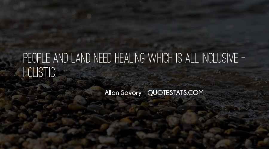 Allan Savory Quotes #152825