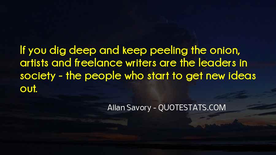 Allan Savory Quotes #1856516