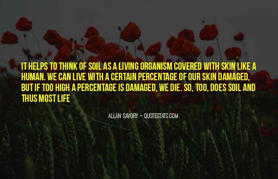 Allan Savory Quotes #623908