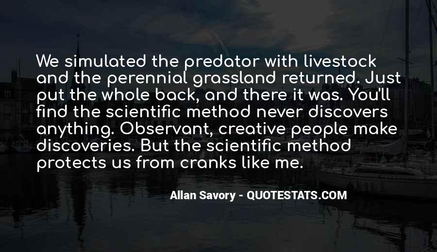 Allan Savory Quotes #873313