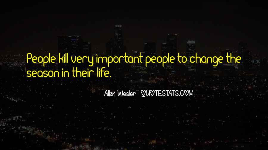 Allan Wesler Quotes #1316530