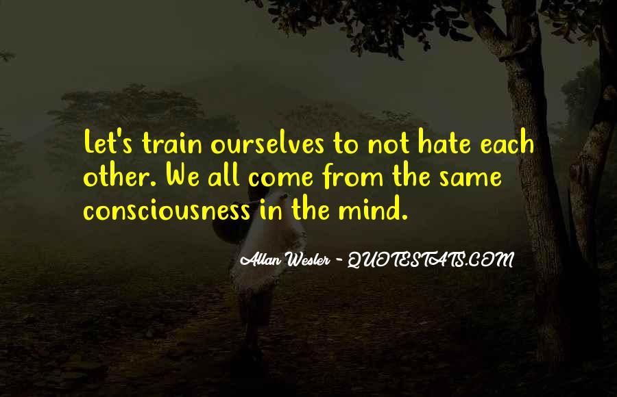 Allan Wesler Quotes #1822712