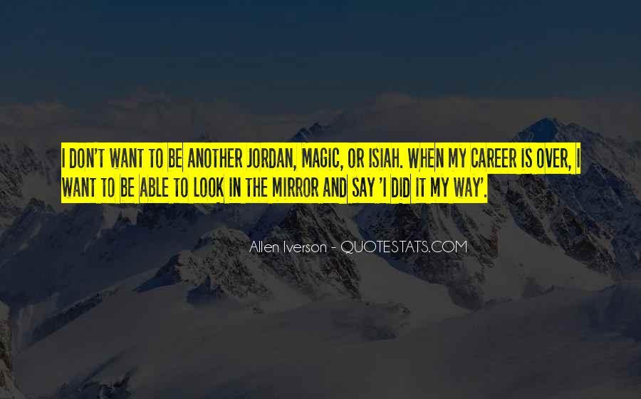 Allen Iverson Quotes #1062809
