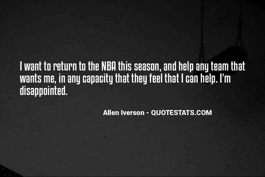 Allen Iverson Quotes #1078118