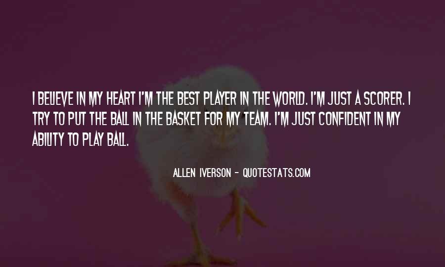 Allen Iverson Quotes #1193570