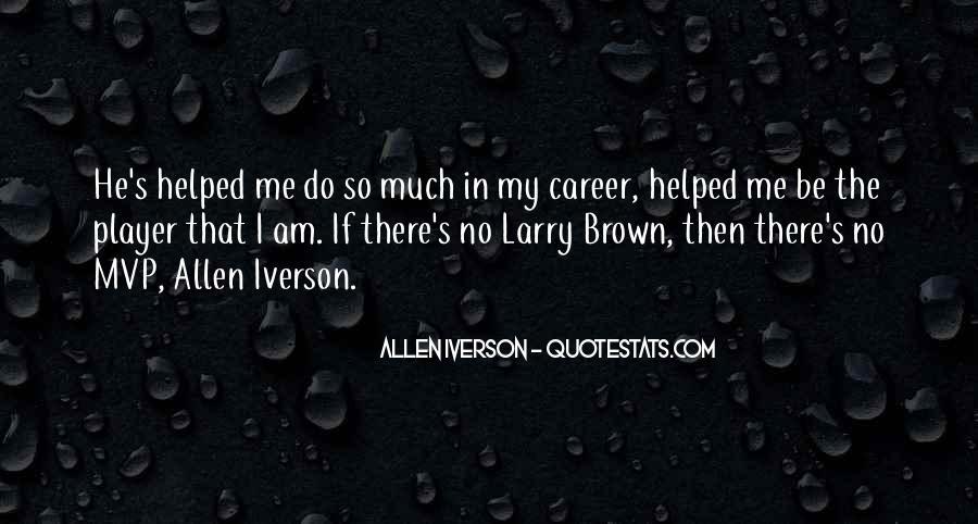 Allen Iverson Quotes #1328714