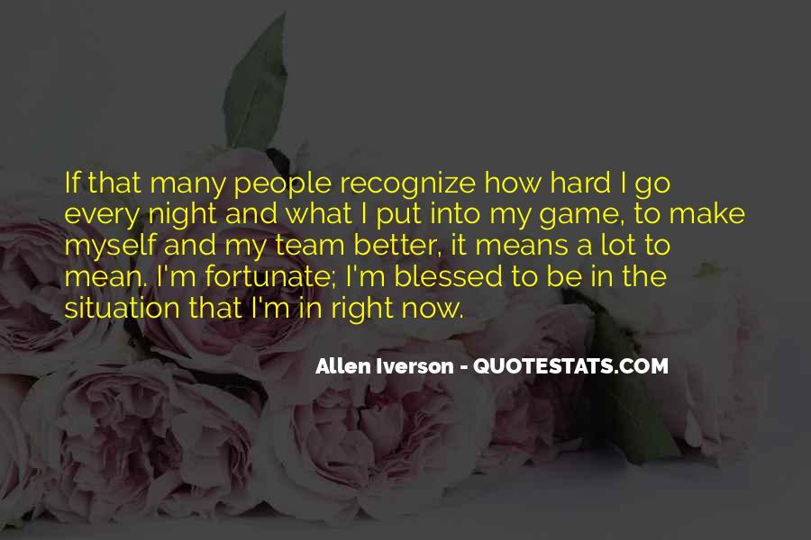 Allen Iverson Quotes #1339053