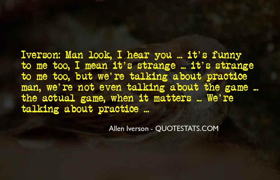 Allen Iverson Quotes #1404323