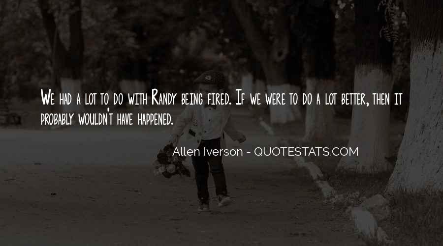 Allen Iverson Quotes #1613172