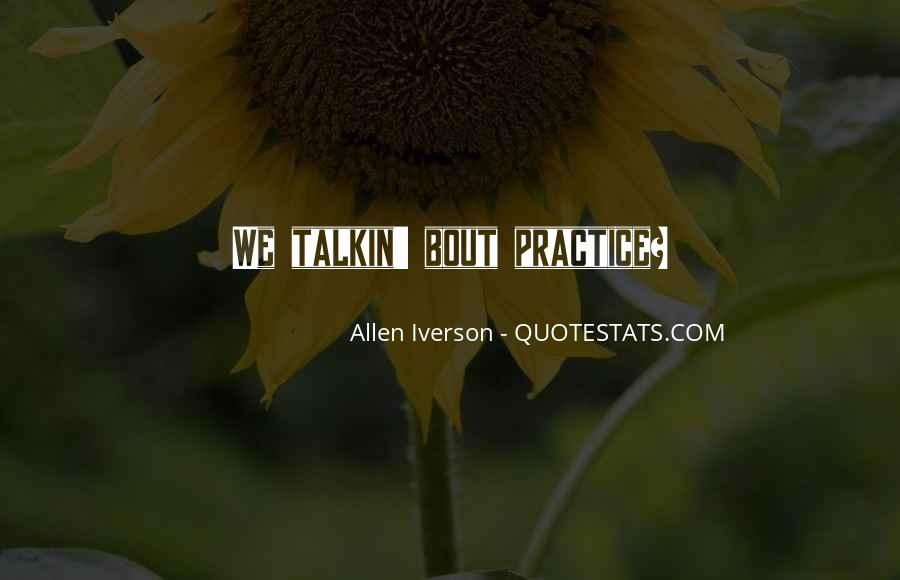 Allen Iverson Quotes #1657968