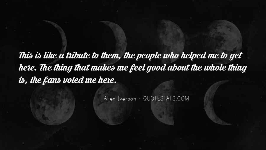 Allen Iverson Quotes #1686844