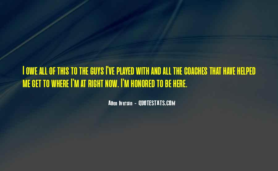 Allen Iverson Quotes #1697023