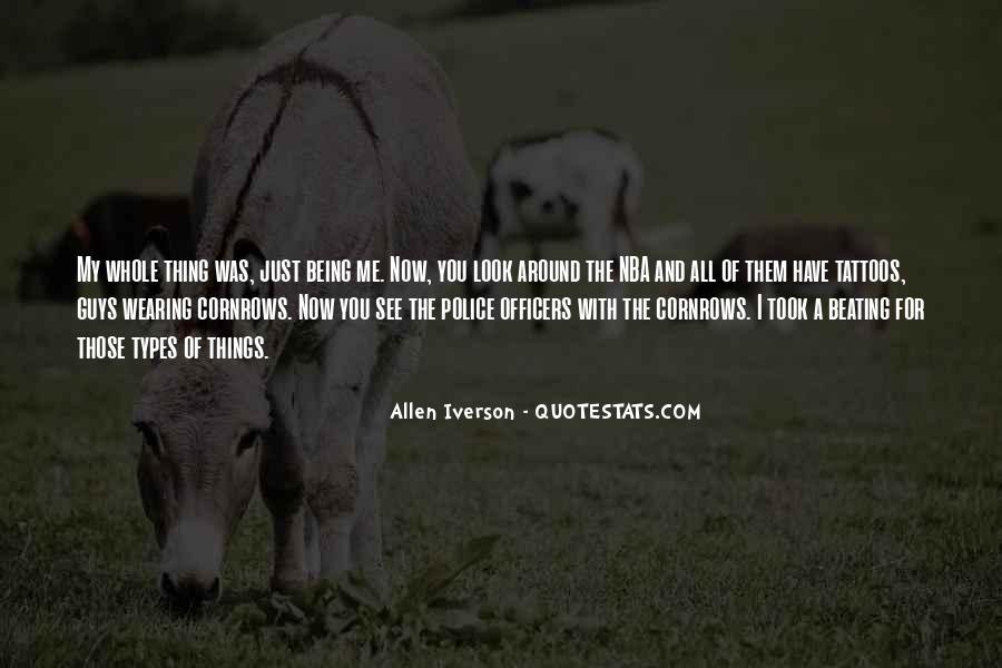 Allen Iverson Quotes #1805290