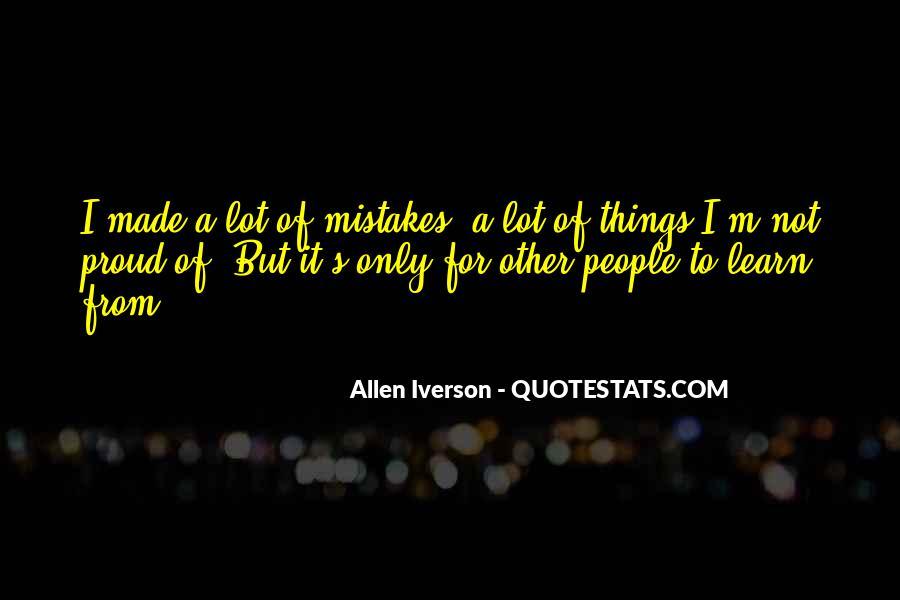 Allen Iverson Quotes #1834783