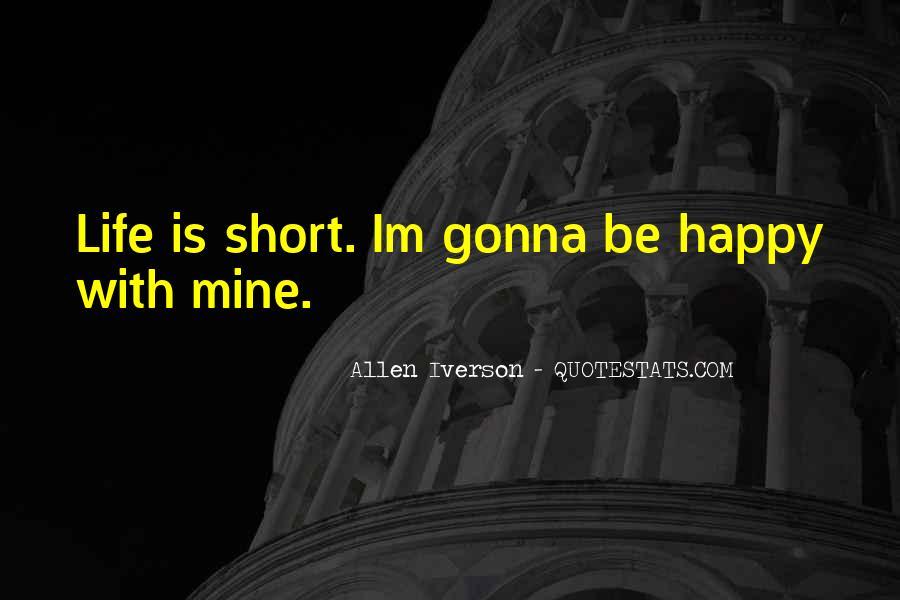 Allen Iverson Quotes #1873201