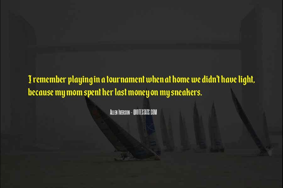Allen Iverson Quotes #359127