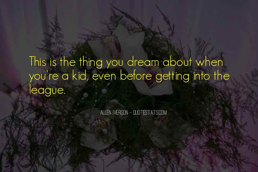 Allen Iverson Quotes #584445