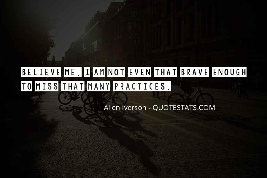 Allen Iverson Quotes #943674
