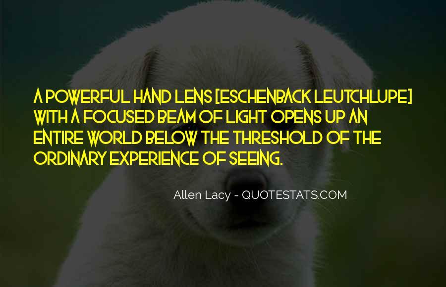 Allen Lacy Quotes #1109203