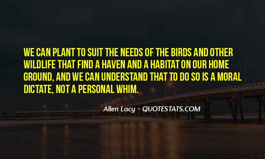 Allen Lacy Quotes #292693
