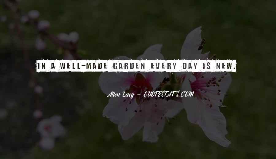 Allen Lacy Quotes #622084