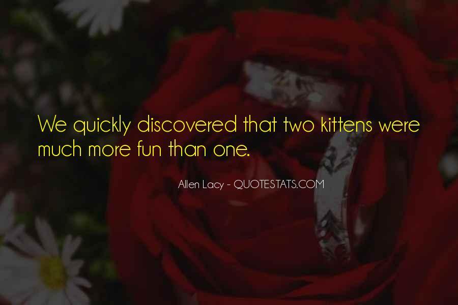 Allen Lacy Quotes #900991