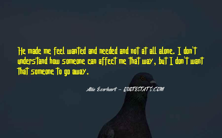 Allie Everhart Quotes #10173