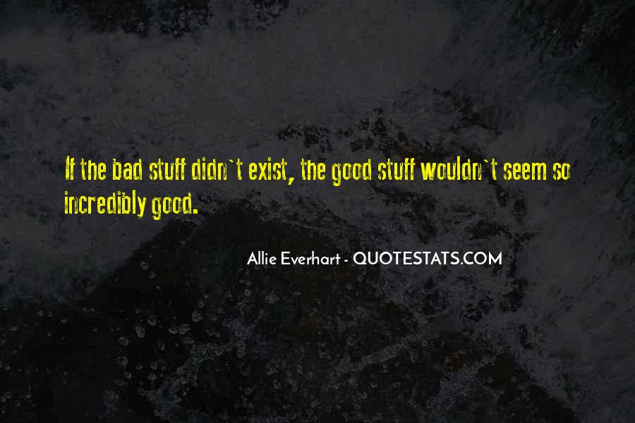 Allie Everhart Quotes #111339