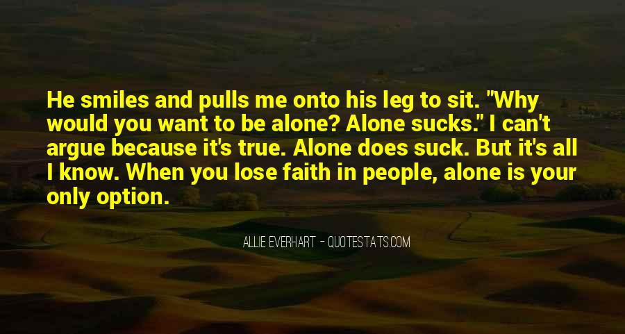 Allie Everhart Quotes #1575297