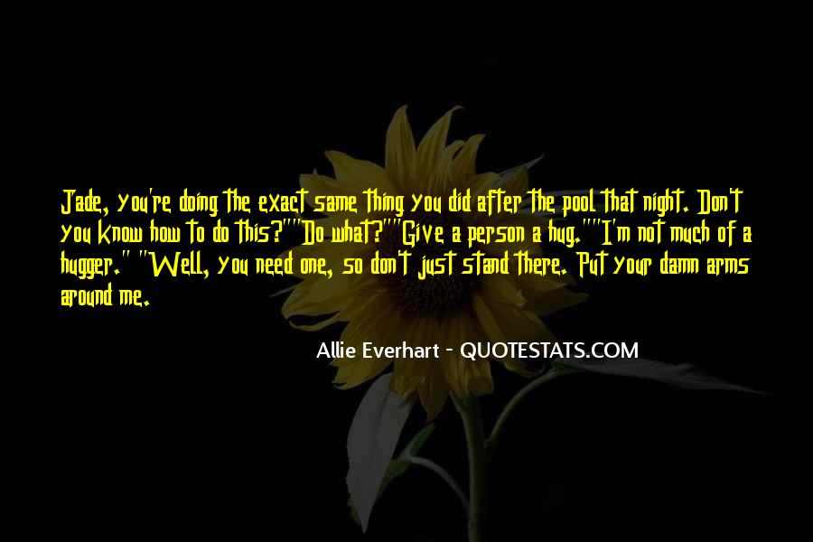 Allie Everhart Quotes #685787