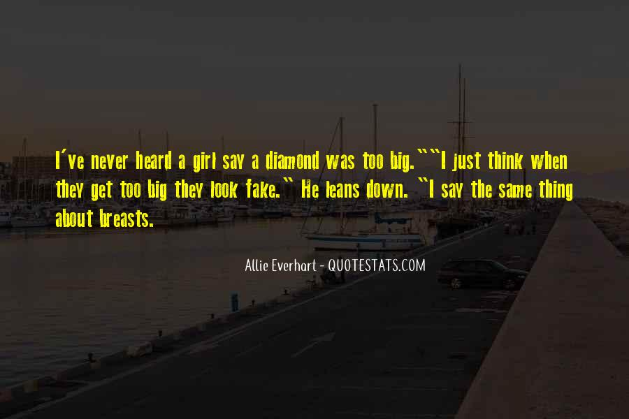 Allie Everhart Quotes #711529