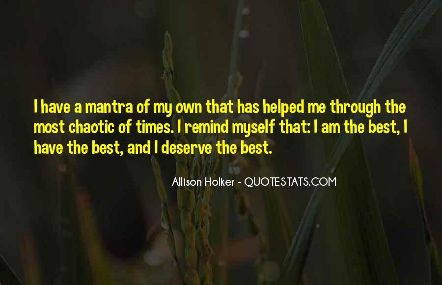 Allison Holker Quotes #1087998