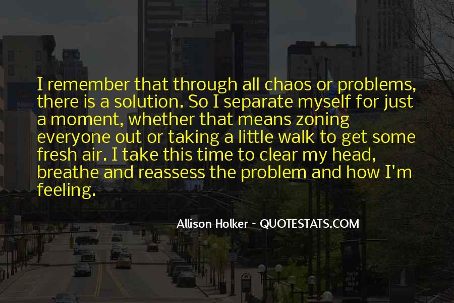 Allison Holker Quotes #115562