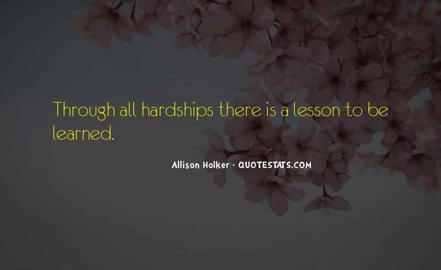 Allison Holker Quotes #1791636