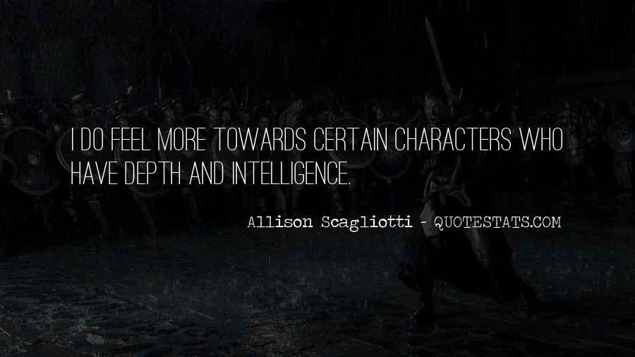 Allison Scagliotti Quotes #1694217