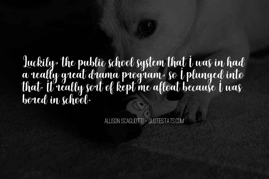 Allison Scagliotti Quotes #266227