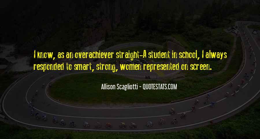 Allison Scagliotti Quotes #788420