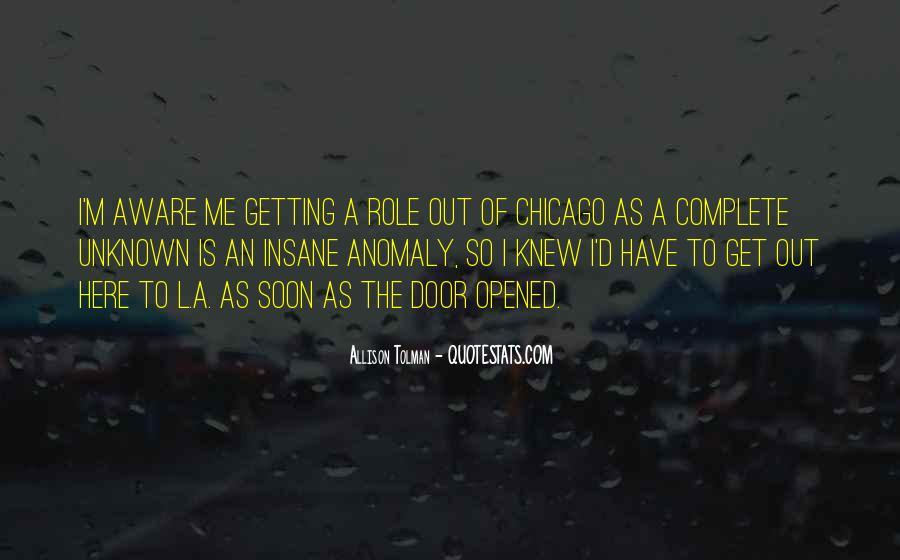 Allison Tolman Quotes #1023995