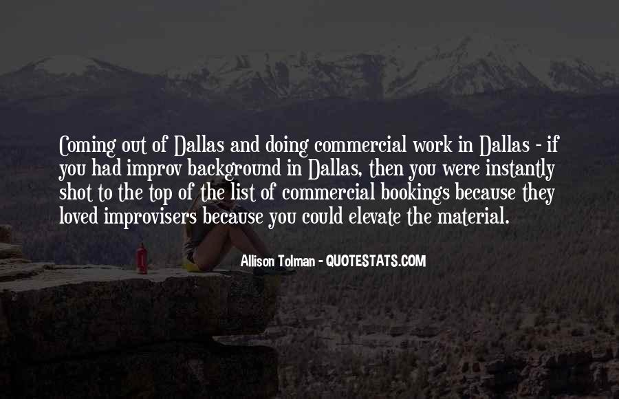 Allison Tolman Quotes #1225532