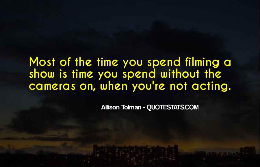Allison Tolman Quotes #1231035