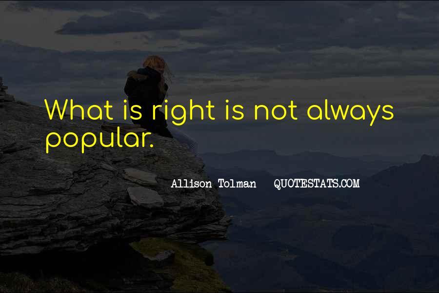 Allison Tolman Quotes #1253003