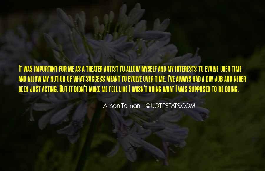 Allison Tolman Quotes #1775277
