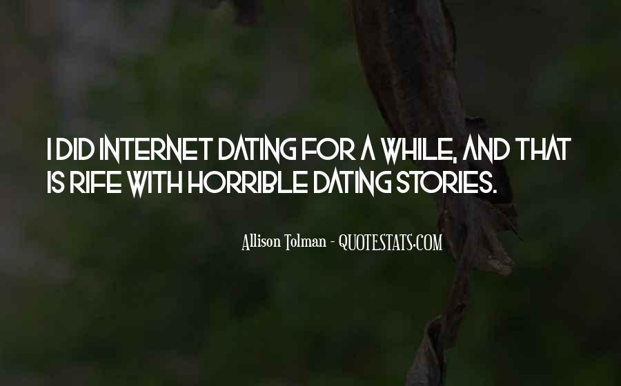 Allison Tolman Quotes #1803124