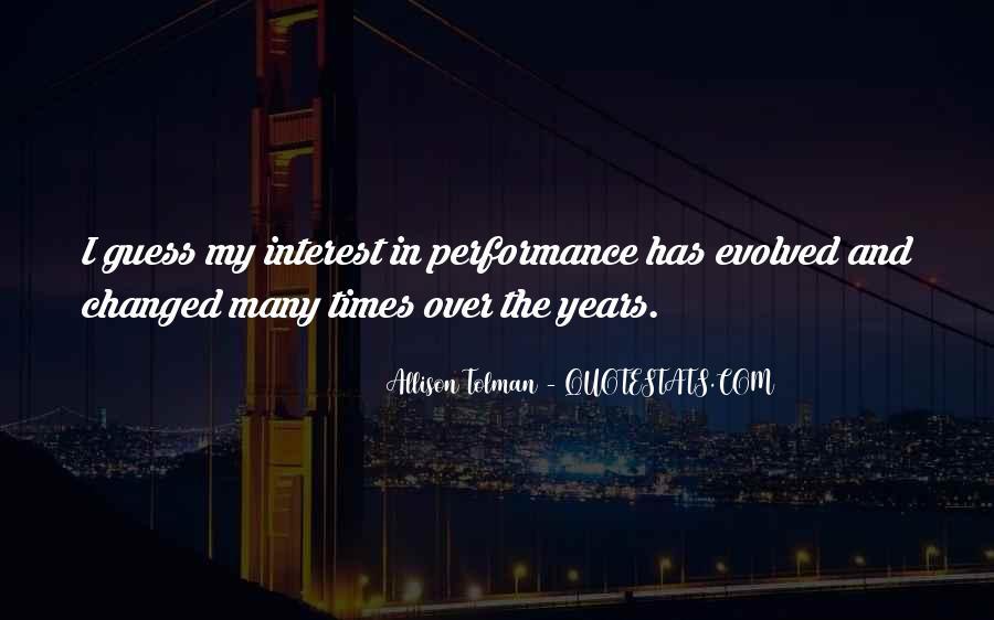 Allison Tolman Quotes #1810662